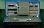 A Compugraphic Editwriter typesetting machine.