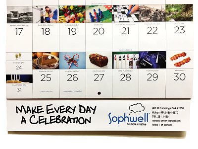 Sophwell National Day Calendar